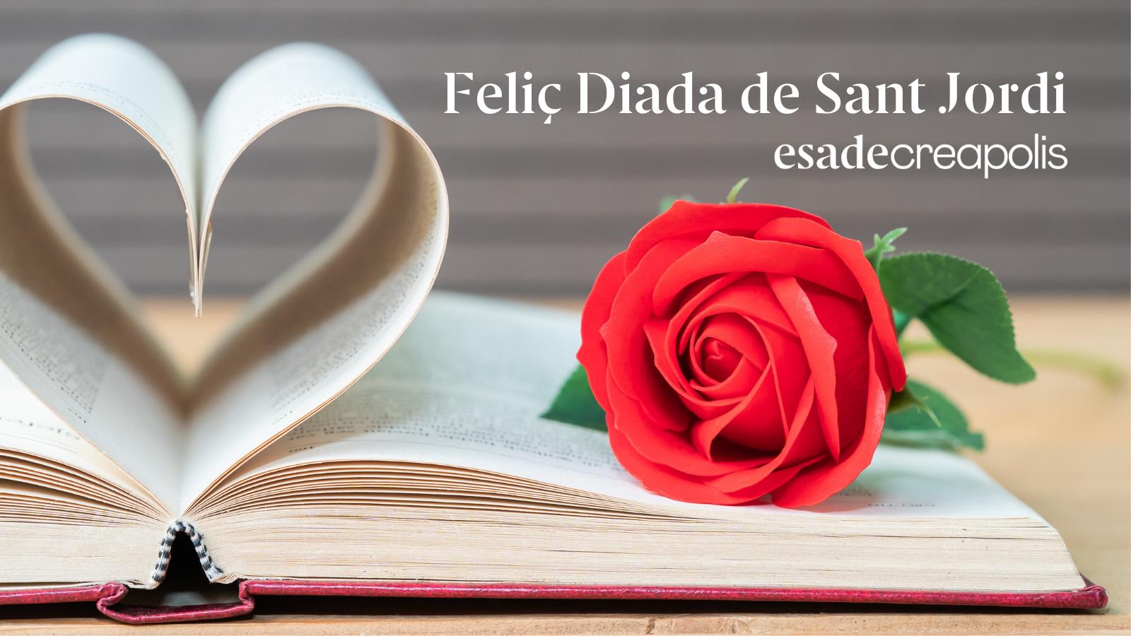 Post Twitter Sant Jordi