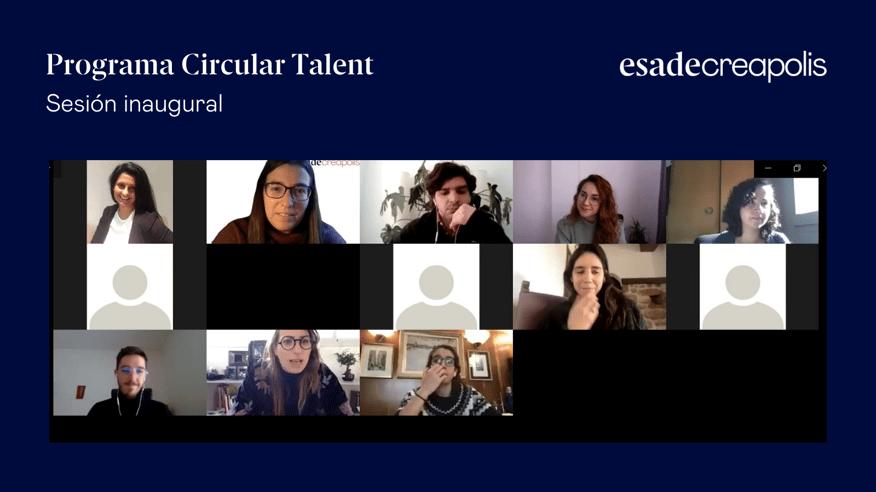 Programa Circular Talent (Sesión Inaugural)