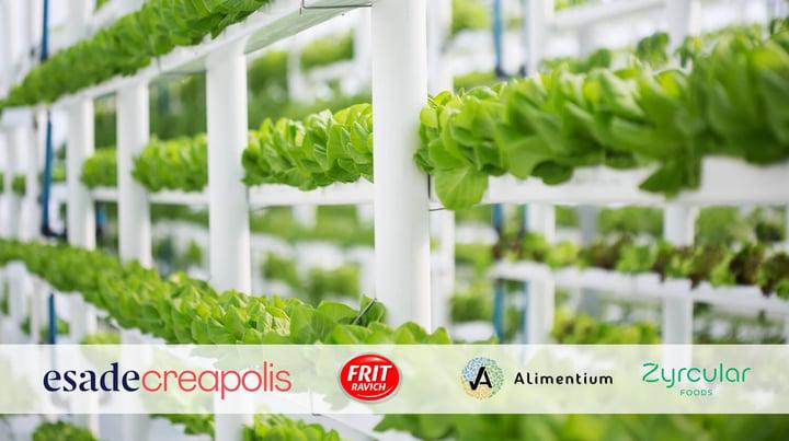Esade Creapolis y Clúster FOOD+i organizan un taller sobre tecnologías emergentes en el sector agroalimentario