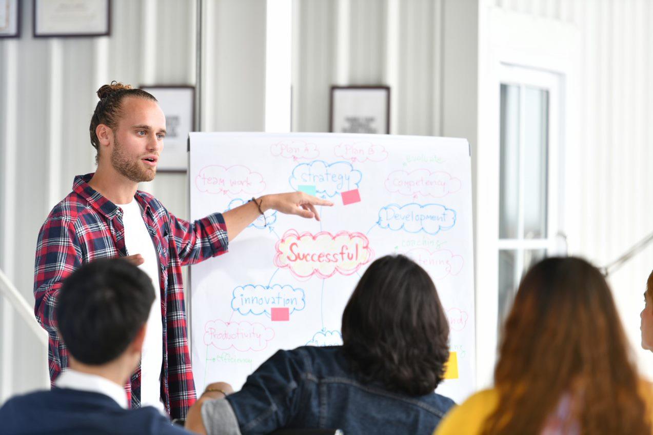 aceleradora de startups ofrece apoyo a las nuevas empresas