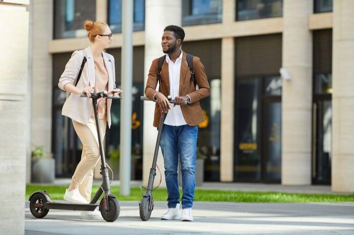 Movilidad sostenible, el mejor camino hacia nuestro planeta del futuro