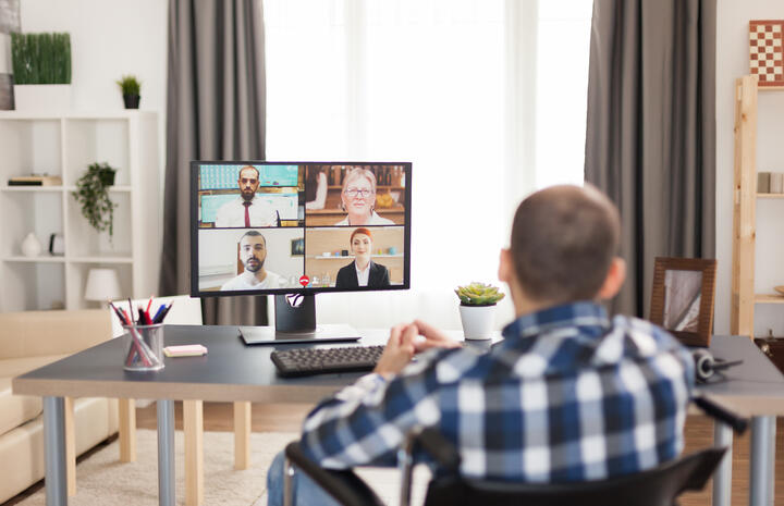 Las oficinas virtuales, una tendencia al alza en tiempos de Covid-19