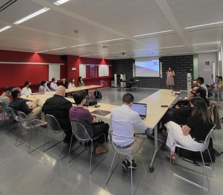 Las startups del Programa Empenta 2021 presentan sus proyectos ante inversores
