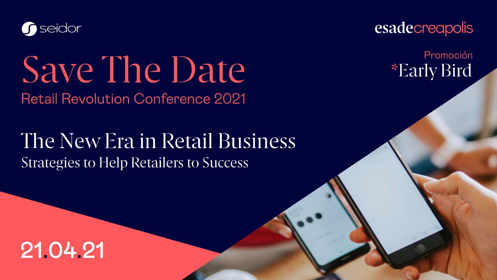 Save The Date: Retail Revolution Conference 2021